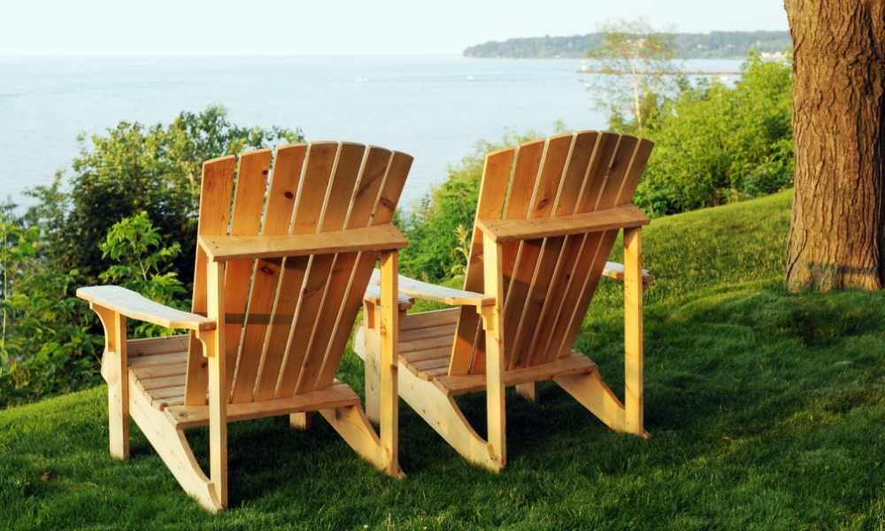 How to Make Adirondack Chairs Out of Pallets A Helpful Guide