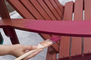 How to Refinish Wood Adirondack Chairs