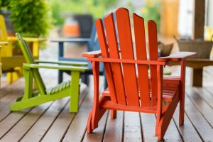 What is the Difference Between Muskoka Chairs and Adirondack Chairs?
