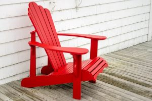 How to Repaint Wooden Adirondack Chairs