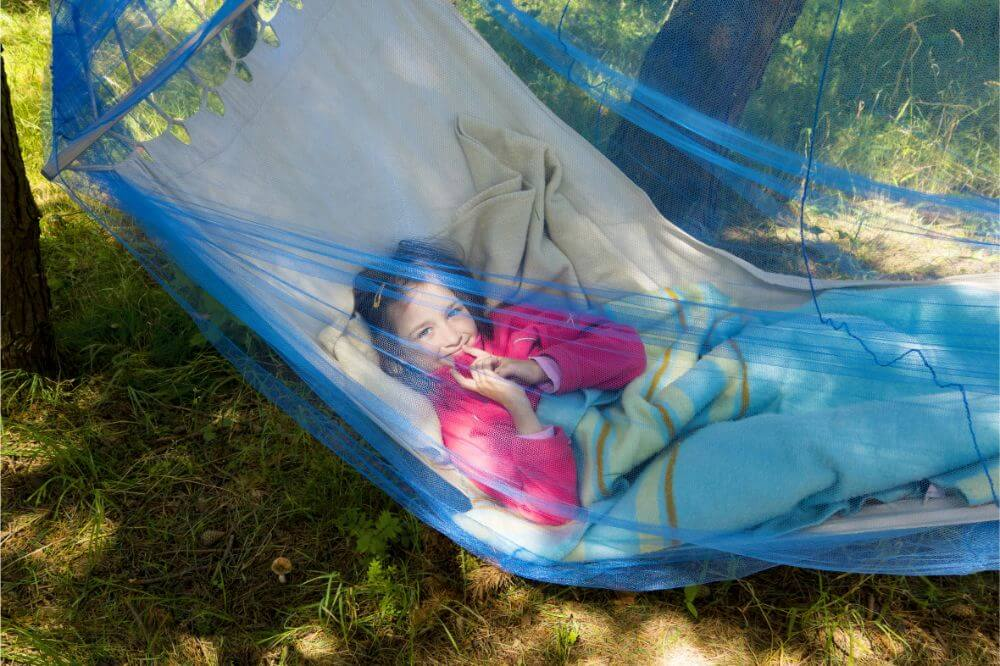 Best Camping Hammock with Mosquito Net